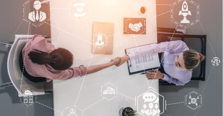 atrair talentos digitais para a indústria