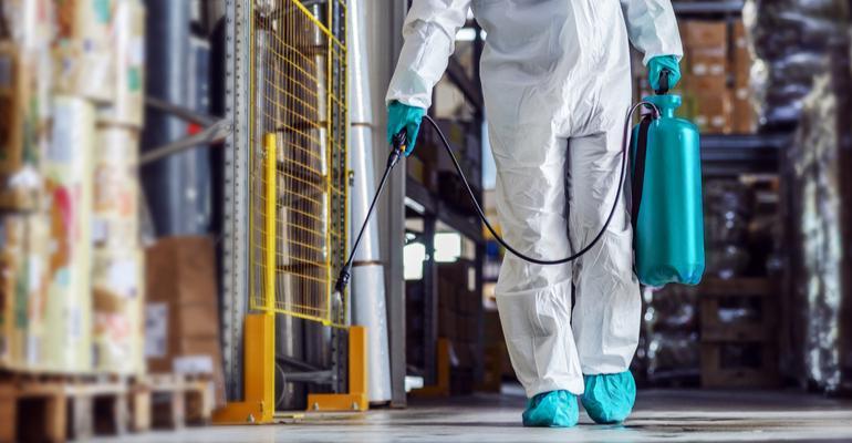 medidas de higienização e limpeza covid