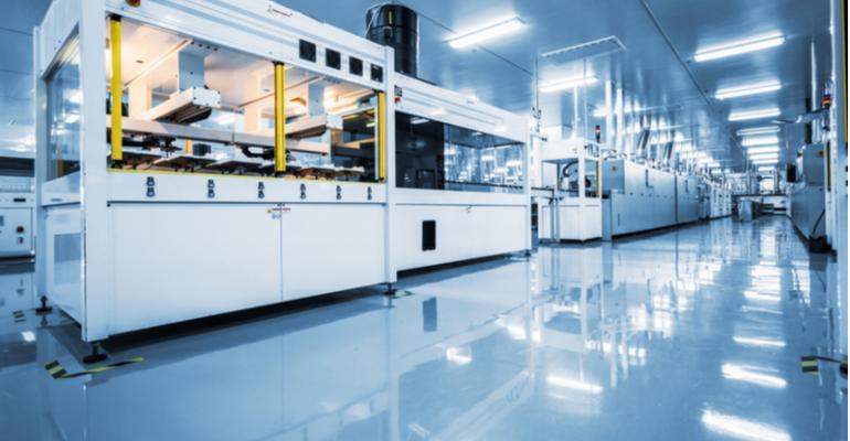 Higienização e Limpeza para indústrias