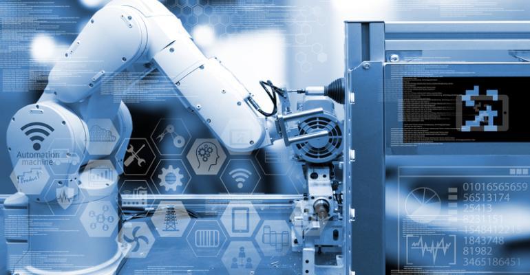 6 tipos de automação industrial