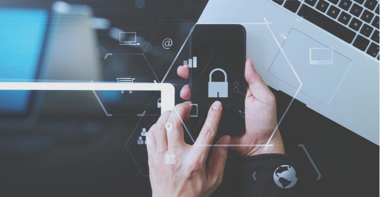 segurança da informação em dispositivos móveis