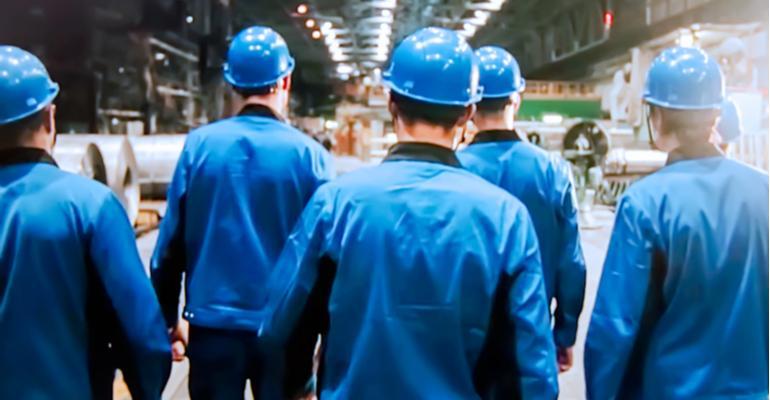 engajamento de equipes na indústria