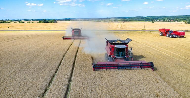 Máquinas agricolas