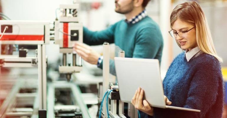 interação indústria e universidade