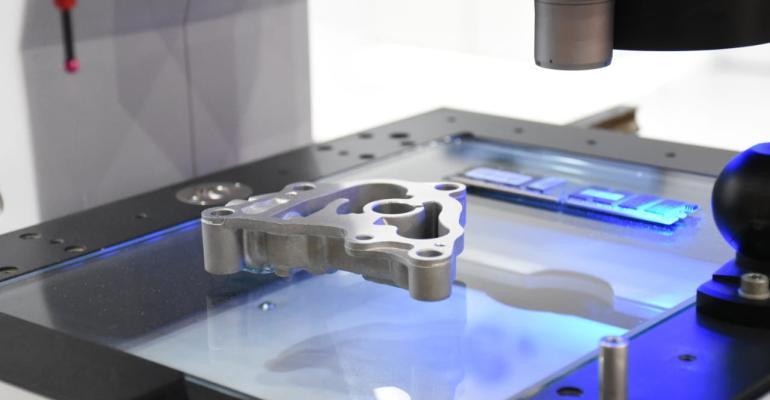 Metrologia 3D para pequenas e médias indústrias