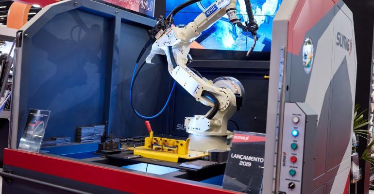 O Futuro da soldagem - Soldagem robotizada