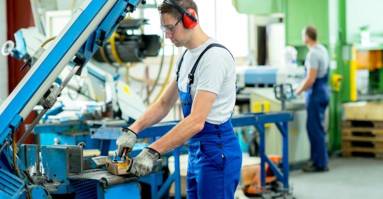 Reduzir acidentes de trabalho na indústria