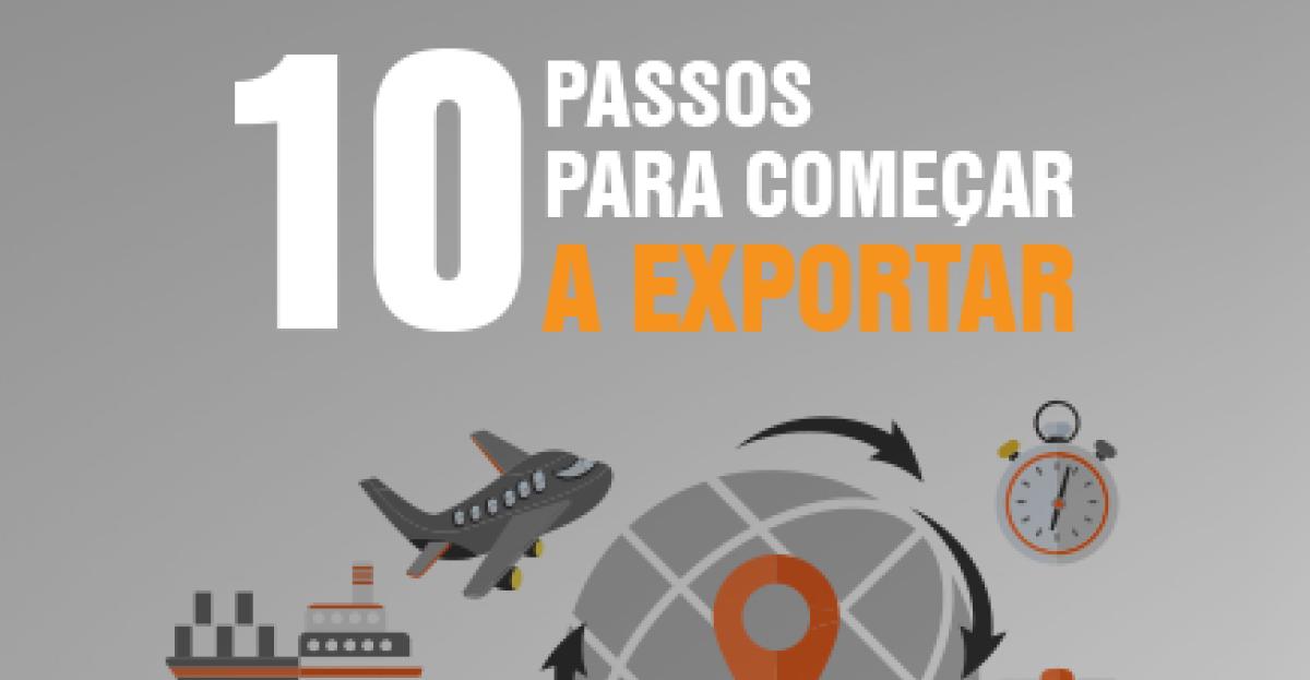 10 passos para exportação