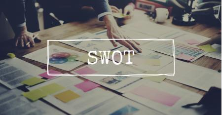 Matriz SWOT para indústrias