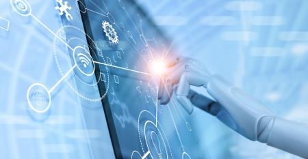 impactos da inteligência artificial na indústria