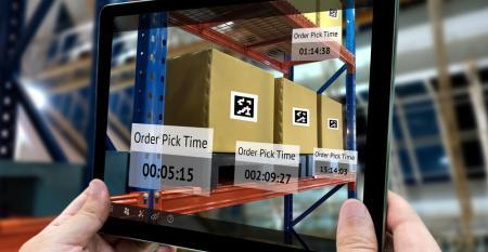 Tecnologias da Manufatura Avançada para melhorar processos logísticos