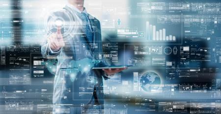 Gestão Digital na indústria